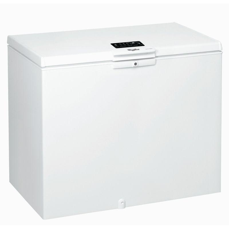 Whirlpool-Congelatore-A-libera-installazione-WHE3133FM-Bianco-Perspective