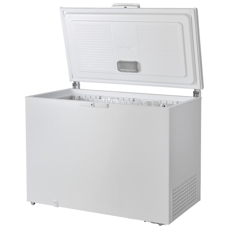 Whirlpool-Congelatore-A-libera-installazione-WHE31352-FO-2-Bianco-Perspective-open