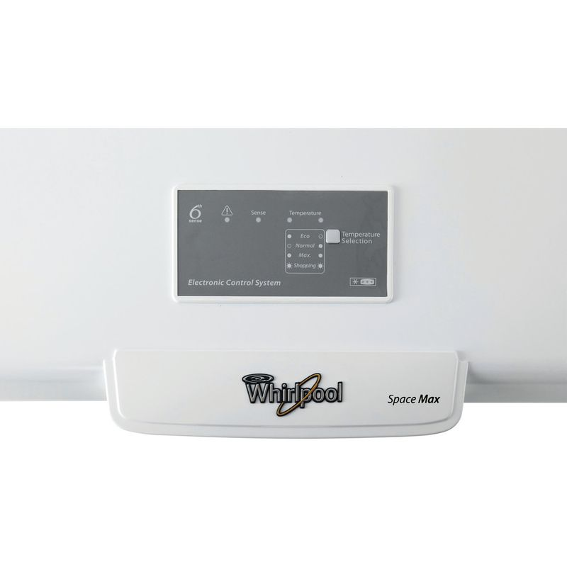 Whirlpool-Congelatore-A-libera-installazione-WHE31352-FO-2-Bianco-Control-panel