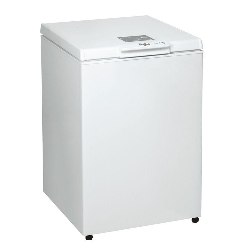 Whirlpool-Congelatore-A-libera-installazione-WH1411-E2-Bianco-Perspective