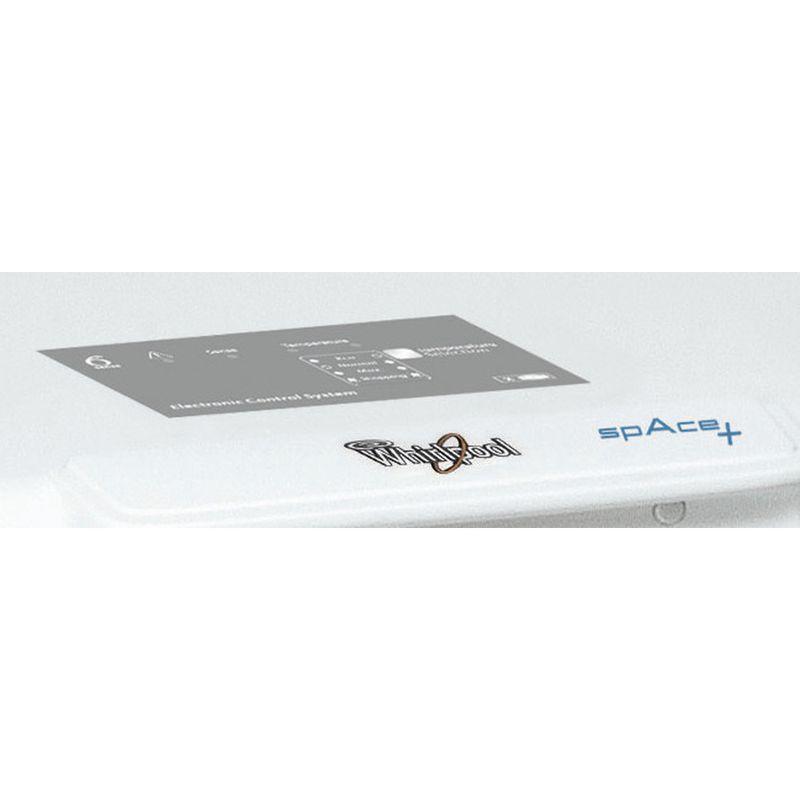 Whirlpool-Congelatore-A-libera-installazione-WH1411-E2-Bianco-Control-panel