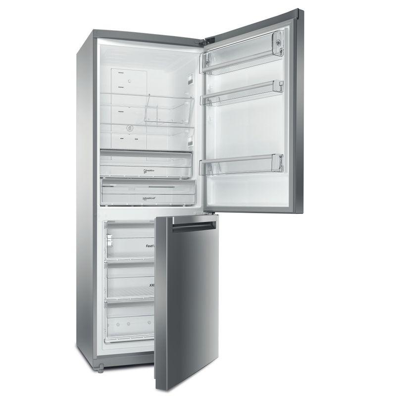 Whirlpool-Combinazione-Frigorifero-Congelatore-A-libera-installazione-B-TNF-5012-OX2-Inox-2-porte-Perspective-open