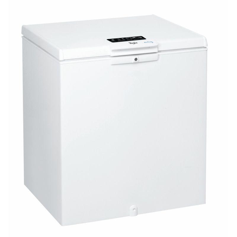 Whirlpool-Congelatore-A-libera-installazione-WHE-20112-Bianco-Perspective