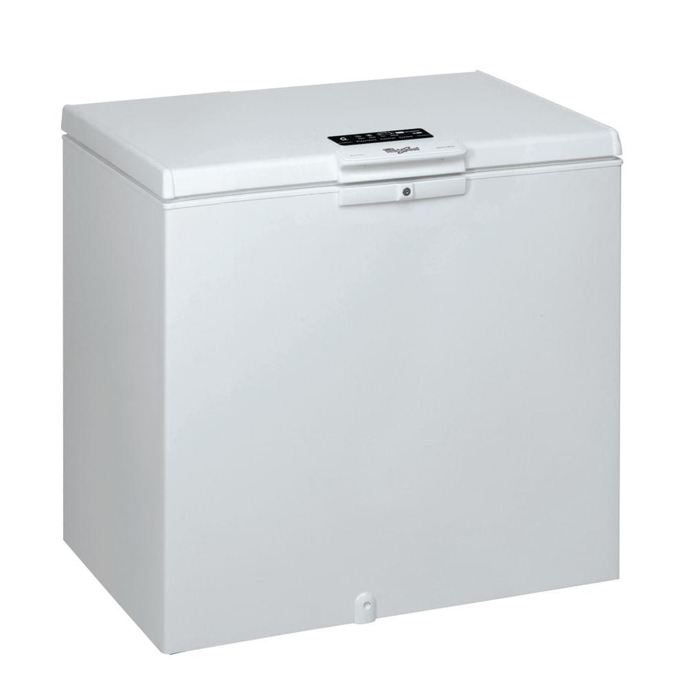 Whirlpool Congelatore a pozzetto WHE25332 2 : guarda le specifiche e scopri le funzioni innovative degli elettrodomestici per casa e famiglia.