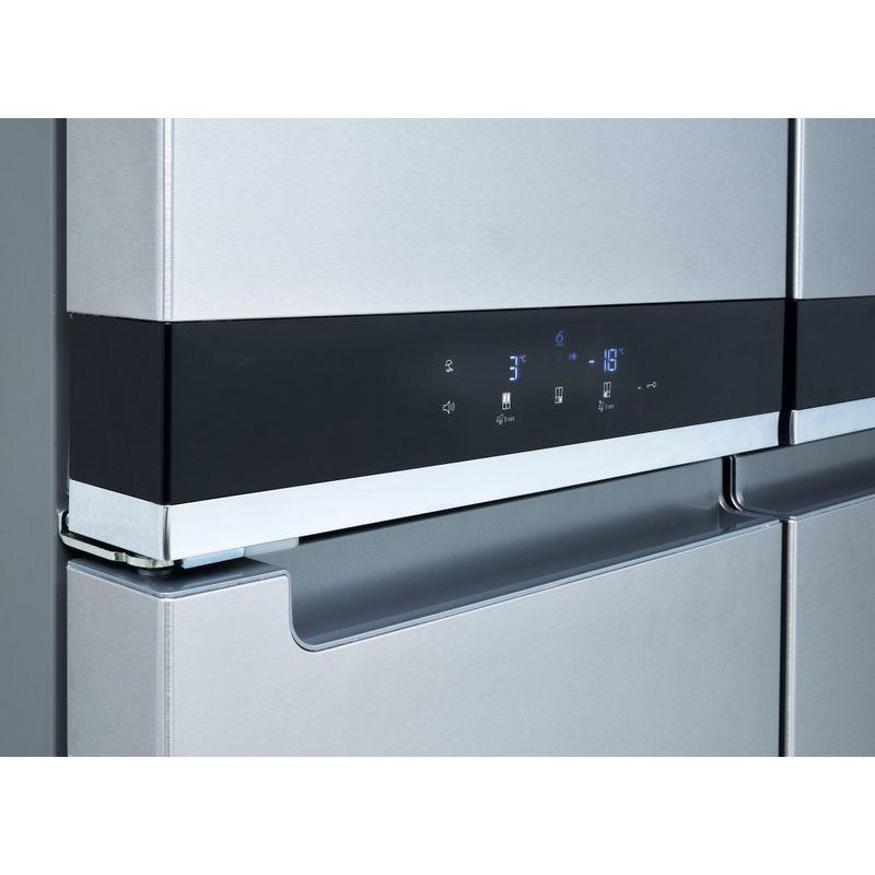 Whirlpool-Side-by-side-A-libera-installazione-WQ9-B1L-Inox-Lifestyle-control-panel