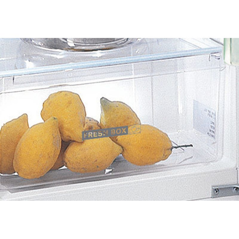 Whirlpool-Combinazione-Frigorifero-Congelatore-Da-incasso-ART-3801-Acciaio-2-porte-Drawer