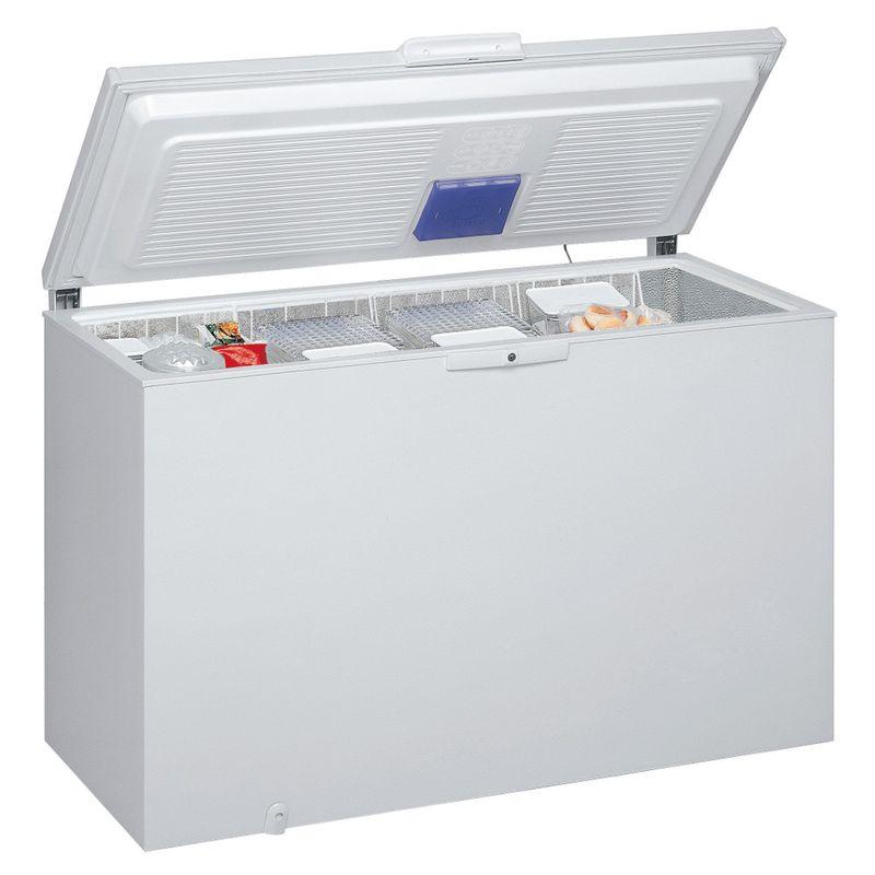 Whirlpool-Congelatore-A-libera-installazione-WHE3933-1-Bianco-Perspective-open