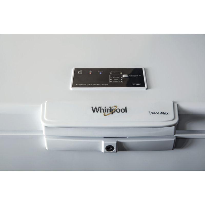 Whirlpool-Congelatore-A-libera-installazione-WHE3933-1-Bianco-Control-panel