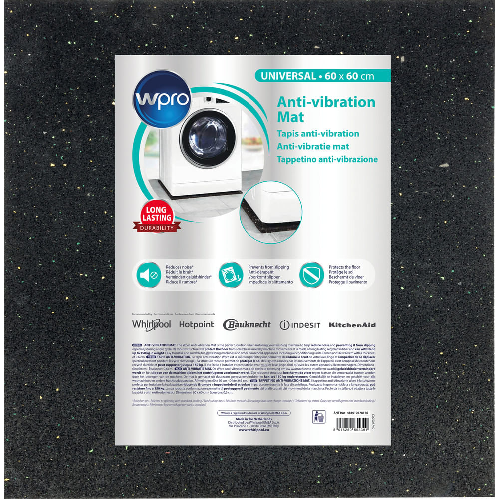 Whirlpool Accessories ANT100: controlla le specifiche e scopri tutte le innovative funzioni dell'elettrodomestico per la tua casa e la tua famiglia.