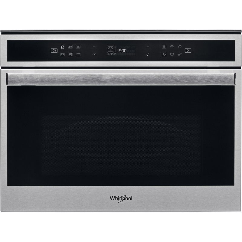 Whirlpool-Microonde-Da-incasso-W6-MW441-Stainless-Steel-Elettronico-40-Microonde---grill-900-Frontal