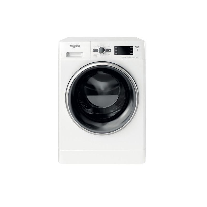 Whirlpool-Lavasciugabiancheria-A-libera-installazione-FWDG-961483-WBSV-IT-N-Bianco-Carica-frontale-Frontal