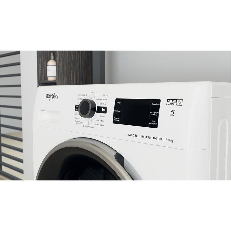 Whirlpool-Lavasciugabiancheria-A-libera-installazione-FWDG-961483-WBSV-IT-N-Bianco-Carica-frontale-Lifestyle-control-panel
