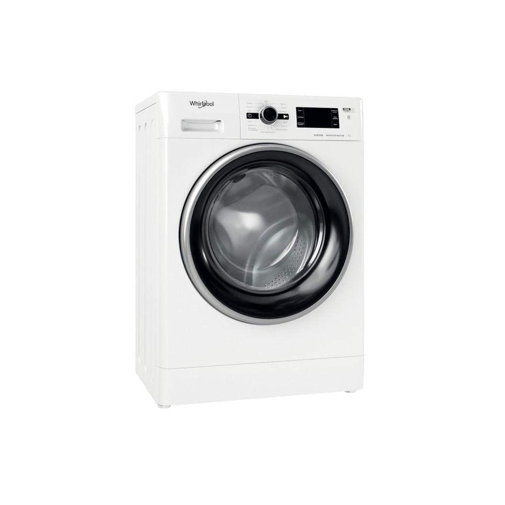Whirlpool Lavatrice a libera installazione FSB 723V BS IT N : guarda le specifiche e scopri le funzioni innovative degli elettrodomestici per casa e famiglia.