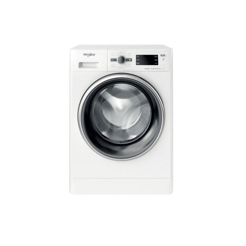Whirlpool-Lavabiancheria-A-libera-installazione-FSB-723V-BS-IT-N-Bianco-Carica-frontale-D-Frontal