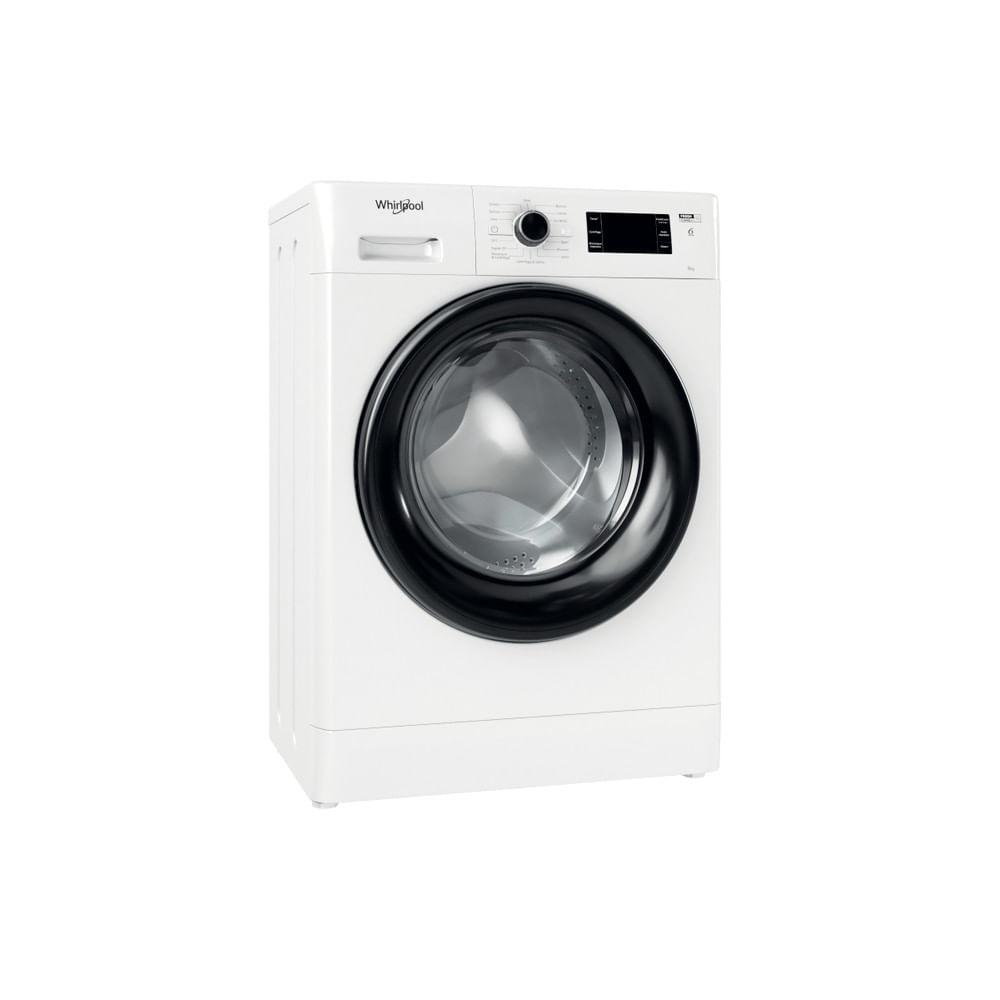 Whirlpool Lavatrice a libera installazione FWSG 61251 B IT N : guarda le specifiche e scopri le funzioni innovative degli elettrodomestici per casa e famiglia.