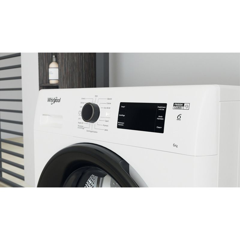 Whirlpool-Lavabiancheria-A-libera-installazione-FWSG-61251-B-IT-N-Bianco-Carica-frontale-F-Lifestyle-control-panel