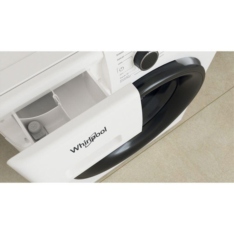 Whirlpool-Lavabiancheria-A-libera-installazione-FWSG-61251-B-IT-N-Bianco-Carica-frontale-F-Drawer