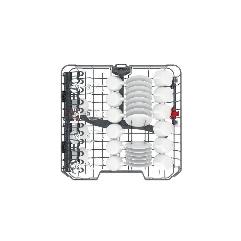 Whirlpool-Lavastoviglie-Da-incasso-WIC-3B19-Totalmente-integrato-F-Rack