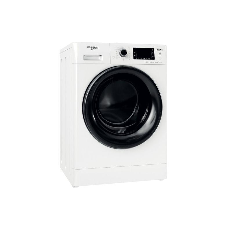 Whirlpool-Lavasciugabiancheria-A-libera-installazione-FWDD-1071682-WBV-EU-N-Bianco-Carica-frontale-Perspective