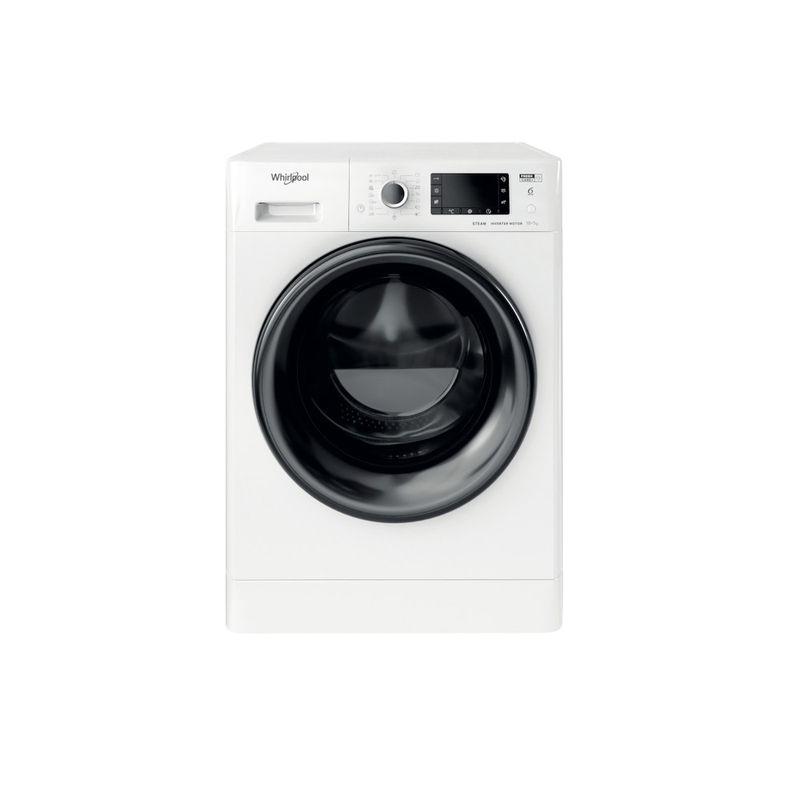 Whirlpool-Lavasciugabiancheria-A-libera-installazione-FWDD-1071682-WBV-EU-N-Bianco-Carica-frontale-Frontal