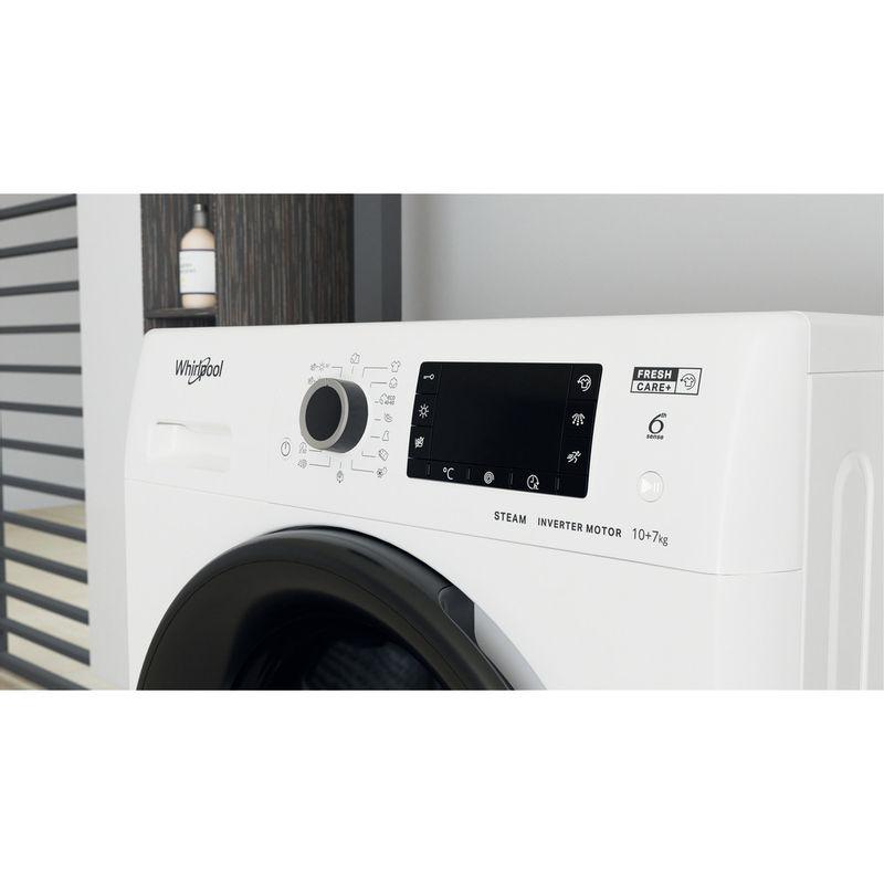 Whirlpool-Lavasciugabiancheria-A-libera-installazione-FWDD-1071682-WBV-EU-N-Bianco-Carica-frontale-Lifestyle-control-panel