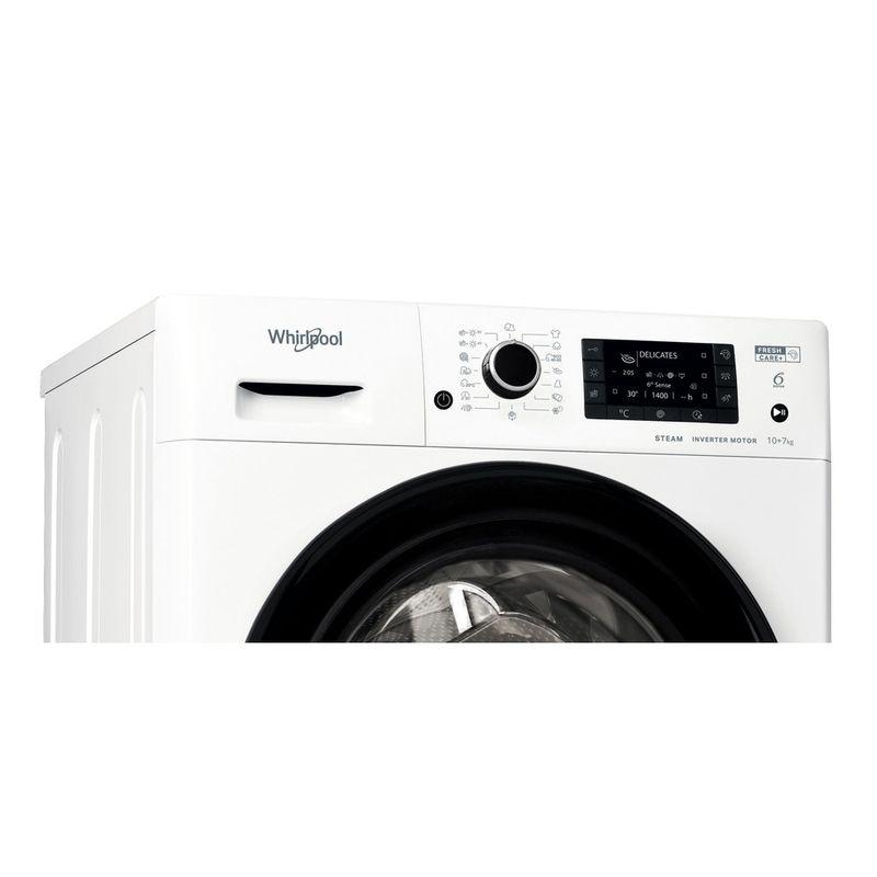 Whirlpool-Lavasciugabiancheria-A-libera-installazione-FWDD-1071682-WBV-EU-N-Bianco-Carica-frontale-Control-panel