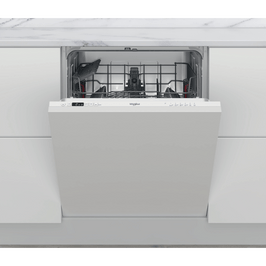 Lavastoviglie da incasso Whirlpool: colore bianco, grande capienza - WIS 5010