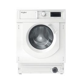 Lavatrice da incasso a carica frontale Whirlpool: Lavatrice da incasso Whirlpool, 7,0 kg - BI WMWG 71483E EU N