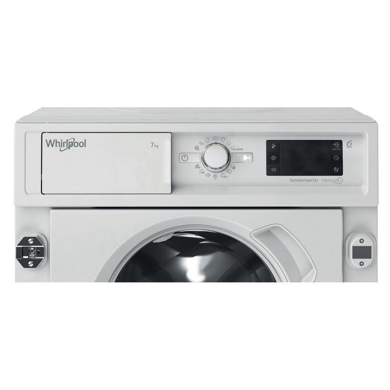 Whirlpool-Lavabiancheria-Da-incasso-BI-WMWG-71483E-EU-N-Bianco-Carica-frontale-D-Control-panel