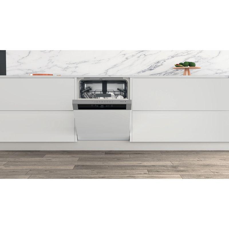 Whirlpool-Lavastoviglie-Da-incasso-WB-6020-P-X-Semi-integrato-E-Lifestyle-frontal-open
