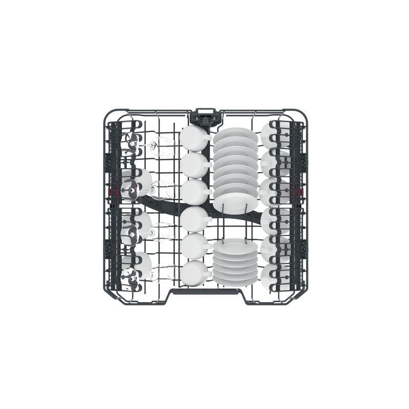Whirlpool-Lavastoviglie-Da-incasso-WB-6020-P-X-Semi-integrato-E-Rack