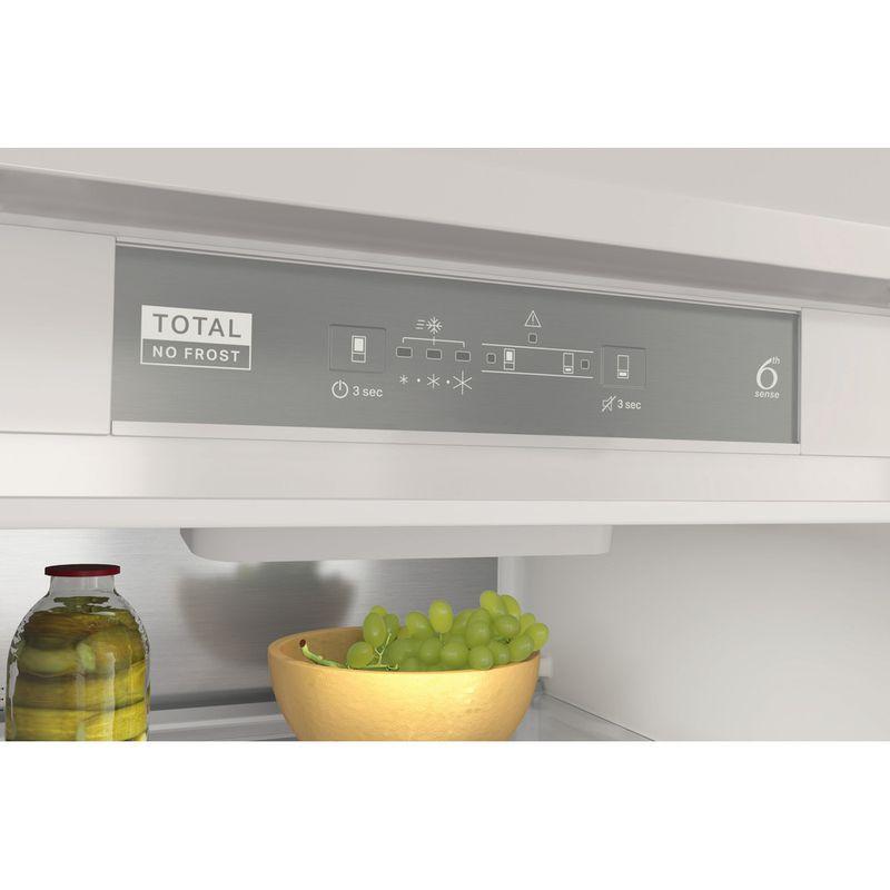 Whirlpool-Combinazione-Frigorifero-Congelatore-Da-incasso-WHC18-T341-Bianco-2-porte-Control-panel