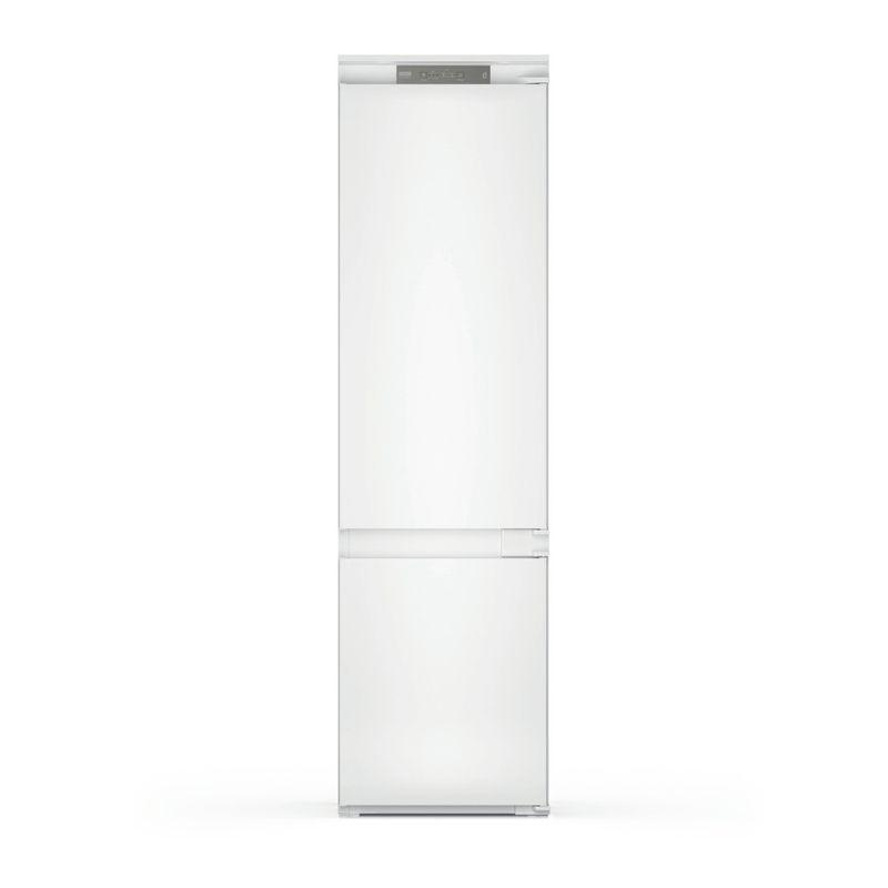 Whirlpool-Combinazione-Frigorifero-Congelatore-Da-incasso-WHC20-T321-Bianco-2-porte-Frontal