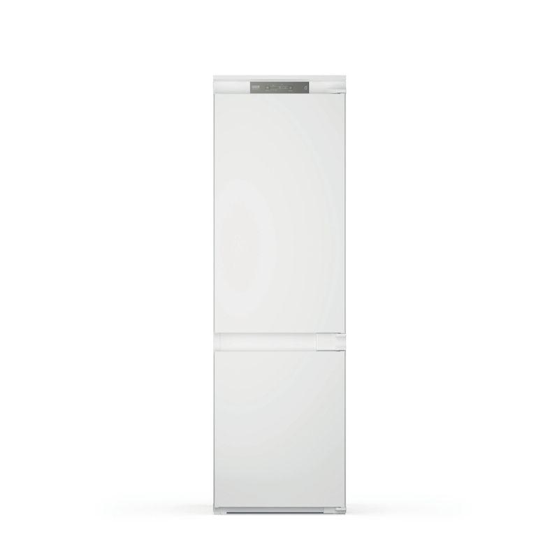 Whirlpool-Combinazione-Frigorifero-Congelatore-Da-incasso-WHC18-T322-Bianco-2-porte-Frontal