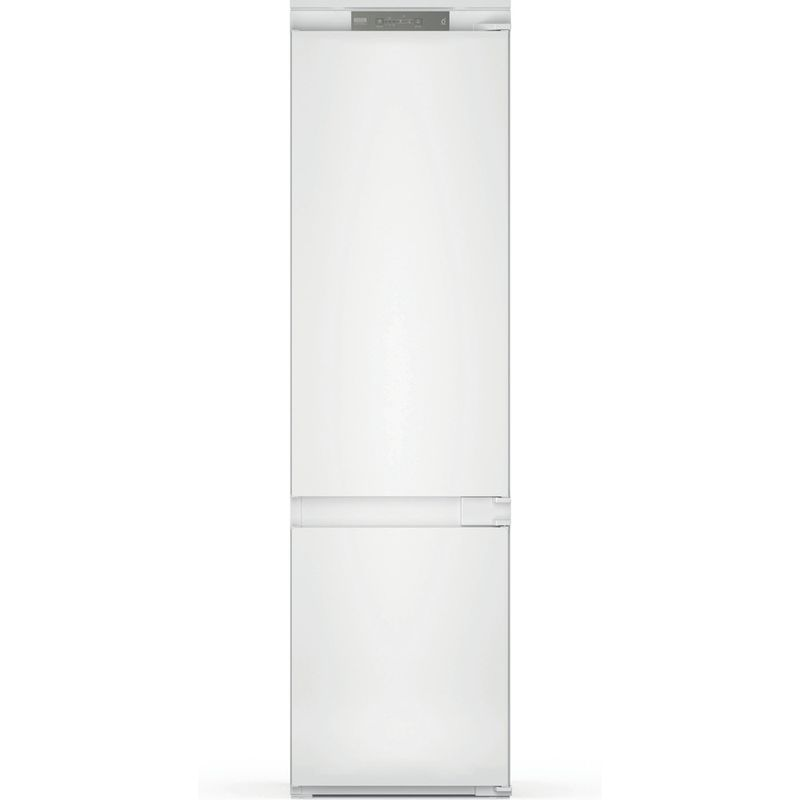 Whirlpool-Combinazione-Frigorifero-Congelatore-Da-incasso-WHC20-T352-Bianco-2-porte-Frontal