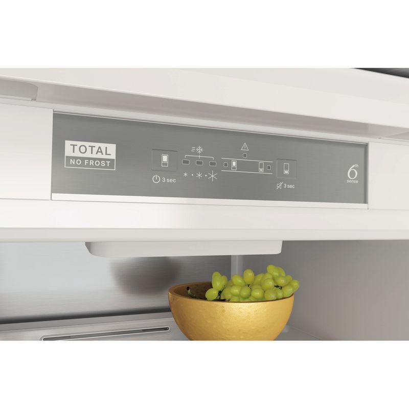 Whirlpool-Combinazione-Frigorifero-Congelatore-Da-incasso-WHC20-T352-Bianco-2-porte-Control-panel