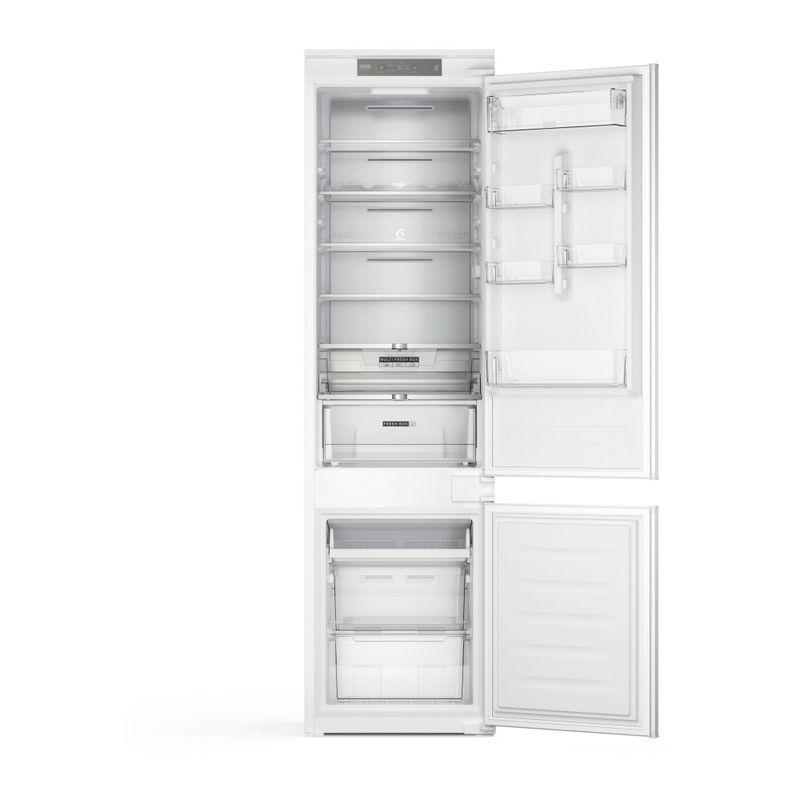 Whirlpool-Combinazione-Frigorifero-Congelatore-Da-incasso-WHC20-T352-Bianco-2-porte-Frontal-open