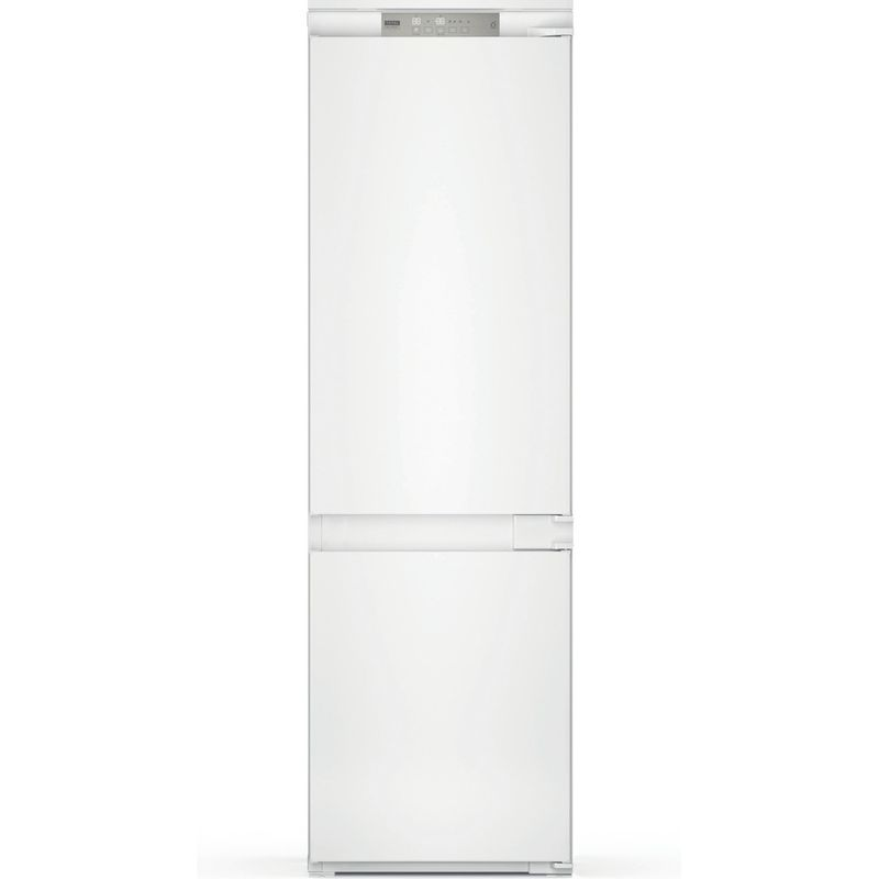 Whirlpool-Combinazione-Frigorifero-Congelatore-Da-incasso-WHC18-T573-Bianco-2-porte-Frontal
