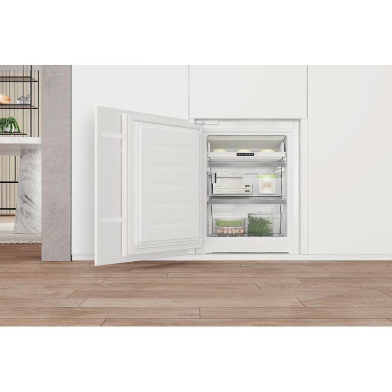 Whirlpool-Combinazione-Frigorifero-Congelatore-Da-incasso-WHC18-T573-Bianco-2-porte-Lifestyle-detail