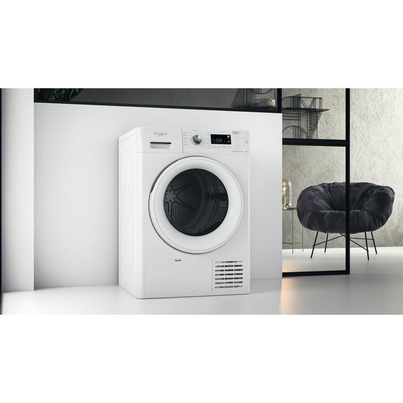 Whirlpool-Asciugabiancheria-FFT-M11-82-IT-Bianco-Lifestyle-perspective