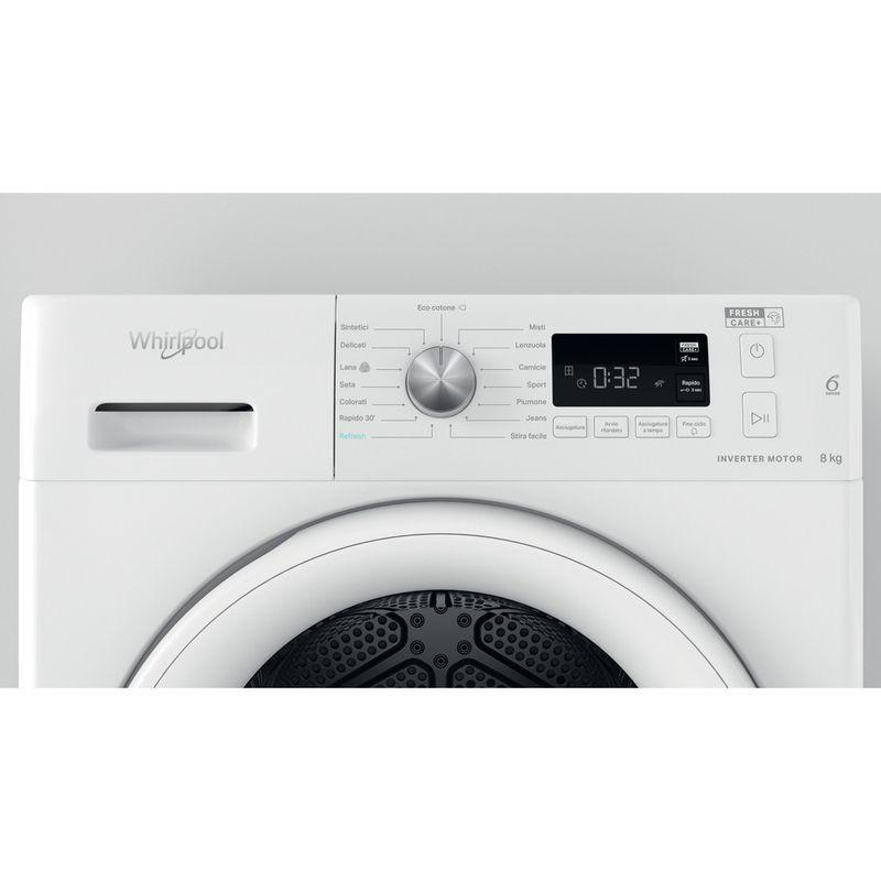 Whirlpool-Asciugabiancheria-FFT-M11-82-IT-Bianco-Lifestyle-control-panel