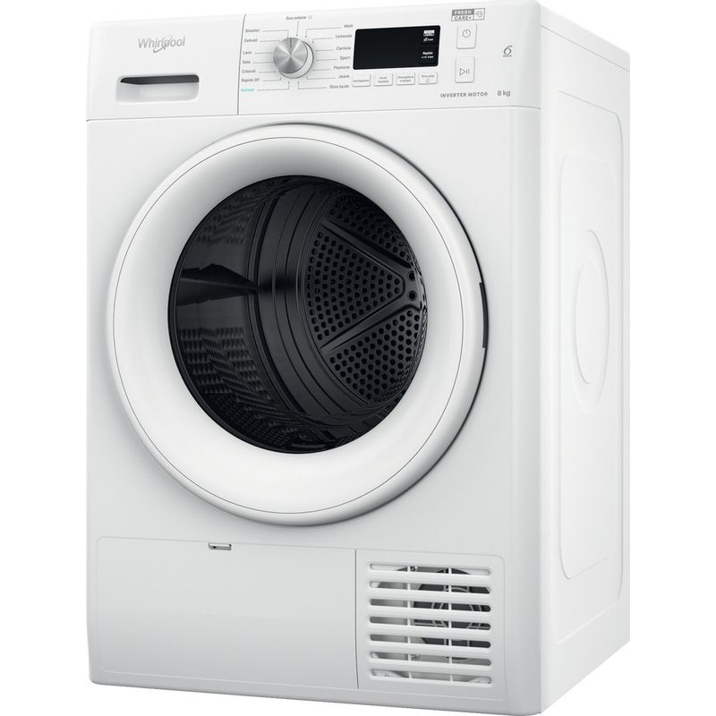 Whirlpool-Asciugabiancheria-FFT-M11-8X3-IT-Bianco-Perspective