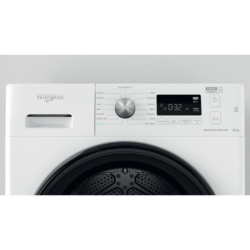 Whirlpool-Asciugabiancheria-FFT-M11-8X3B-IT-Bianco-Lifestyle-control-panel