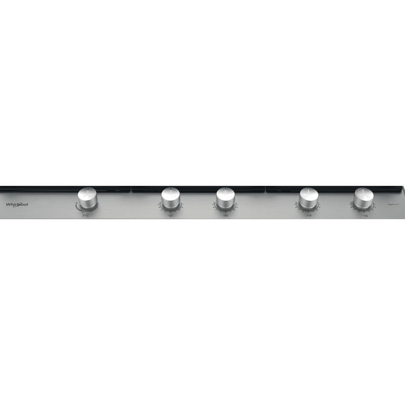 Whirlpool-Piano-cottura-GMWL-958-IXL-Inox-Ixelium-GAS-Control-panel