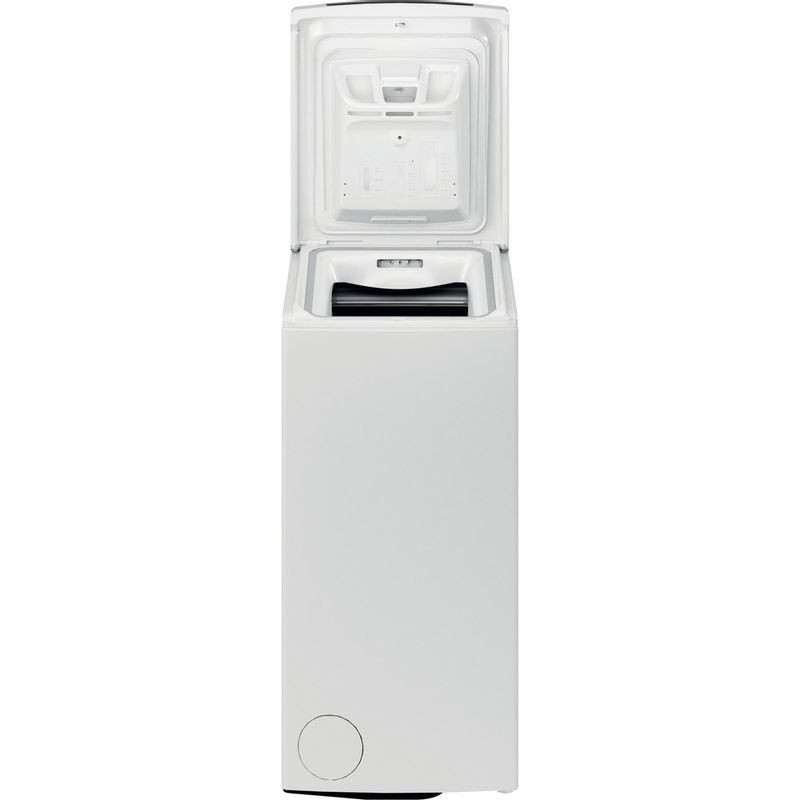 Whirlpool-Lavabiancheria-A-libera-installazione-TDLR-6230S-IT-N-Bianco-Carica-dall-altro-D-Frontal-open