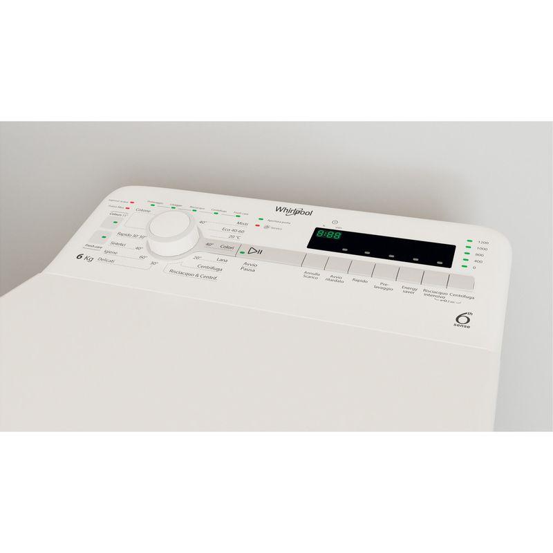 Whirlpool-Lavabiancheria-A-libera-installazione-TDLR-6230S-IT-N-Bianco-Carica-dall-altro-D-Lifestyle-control-panel