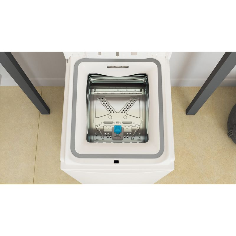 Whirlpool-Lavabiancheria-A-libera-installazione-TDLR-6230S-IT-N-Bianco-Carica-dall-altro-D-Drawer