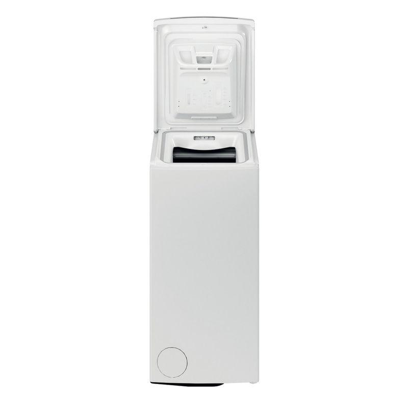 Whirlpool-Lavabiancheria-A-libera-installazione-TDLR-6230L-IT-N-Bianco-Carica-dall-altro-D-Frontal-open