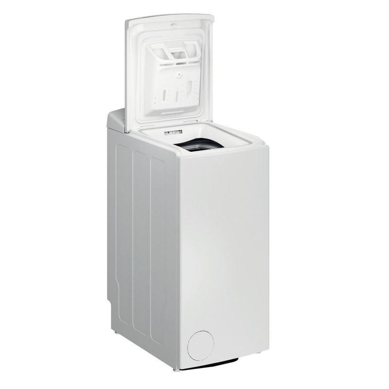 Whirlpool-Lavabiancheria-A-libera-installazione-TDLR-6230L-IT-N-Bianco-Carica-dall-altro-D-Perspective-open