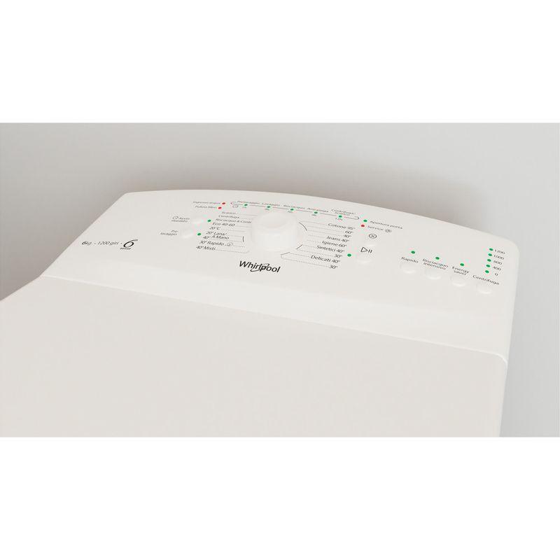 Whirlpool-Lavabiancheria-A-libera-installazione-TDLR-6230L-IT-N-Bianco-Carica-dall-altro-D-Lifestyle-control-panel